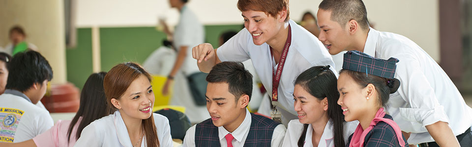 Ceu manila student activity center