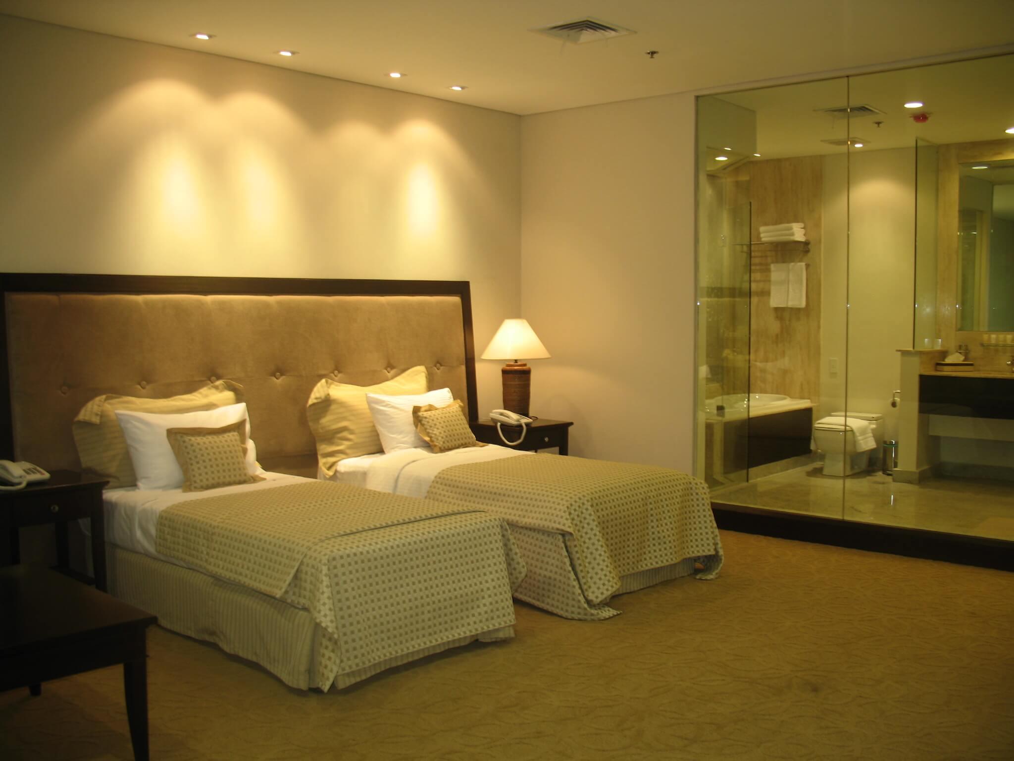 Mockup hotel