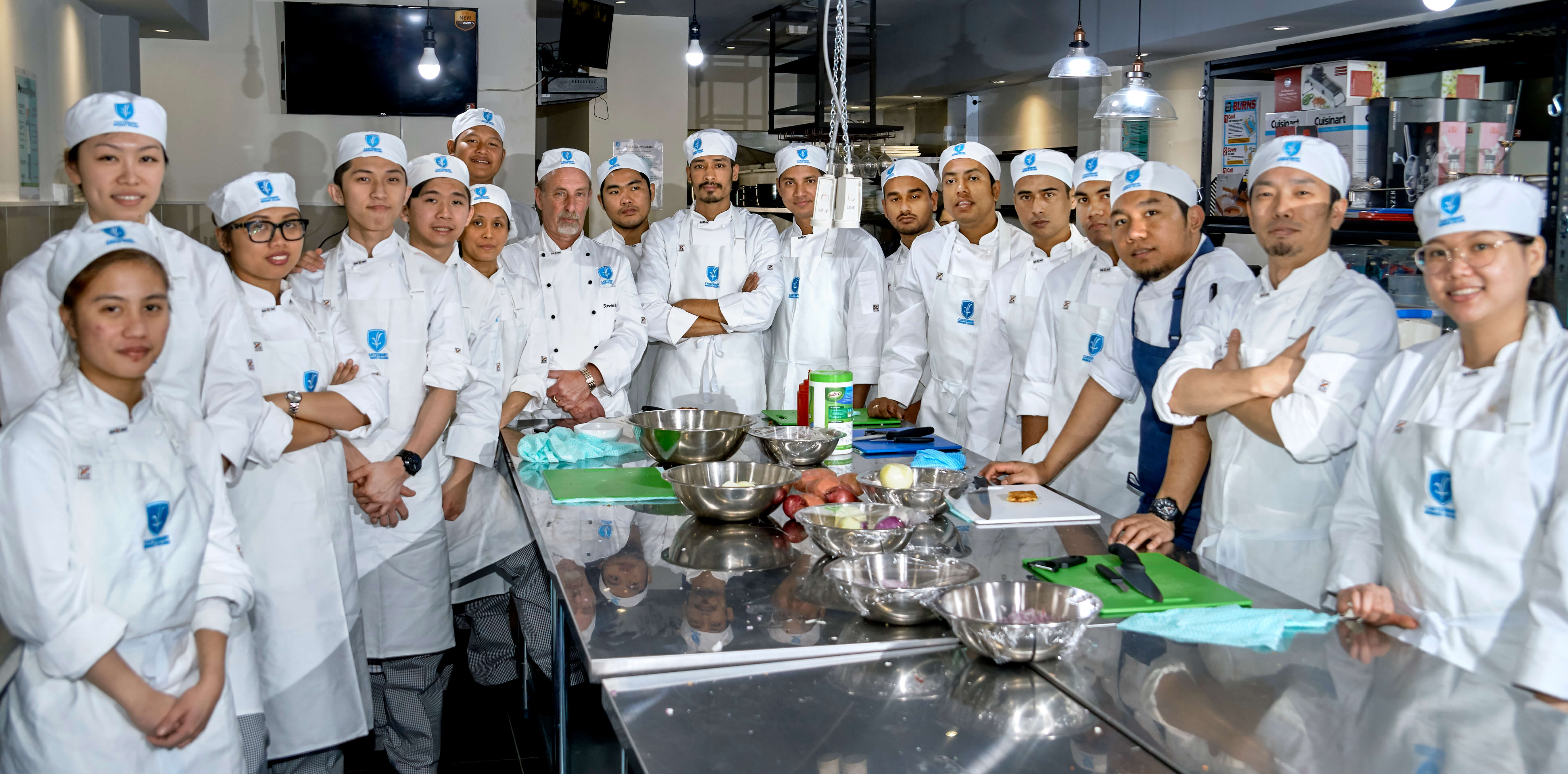 Cbc cookery students