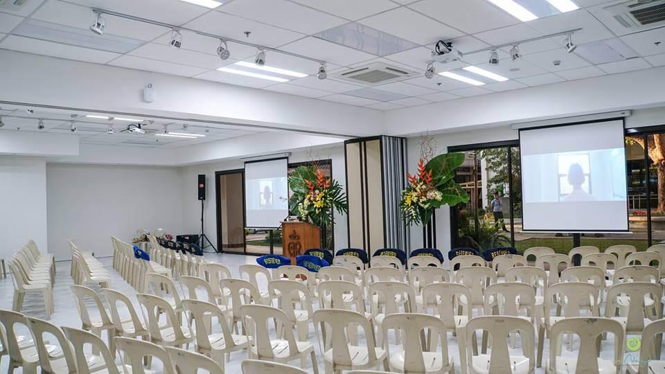 Paradiso gathering hall