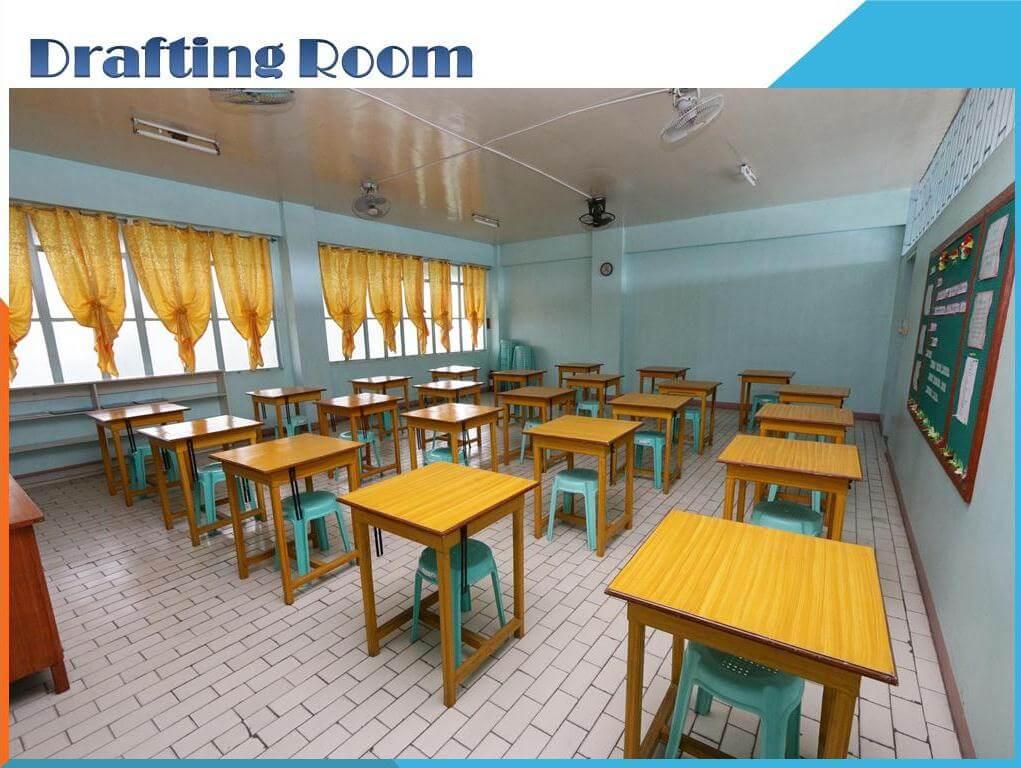 Drafting room
