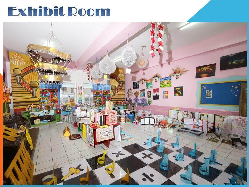 Exhibit room