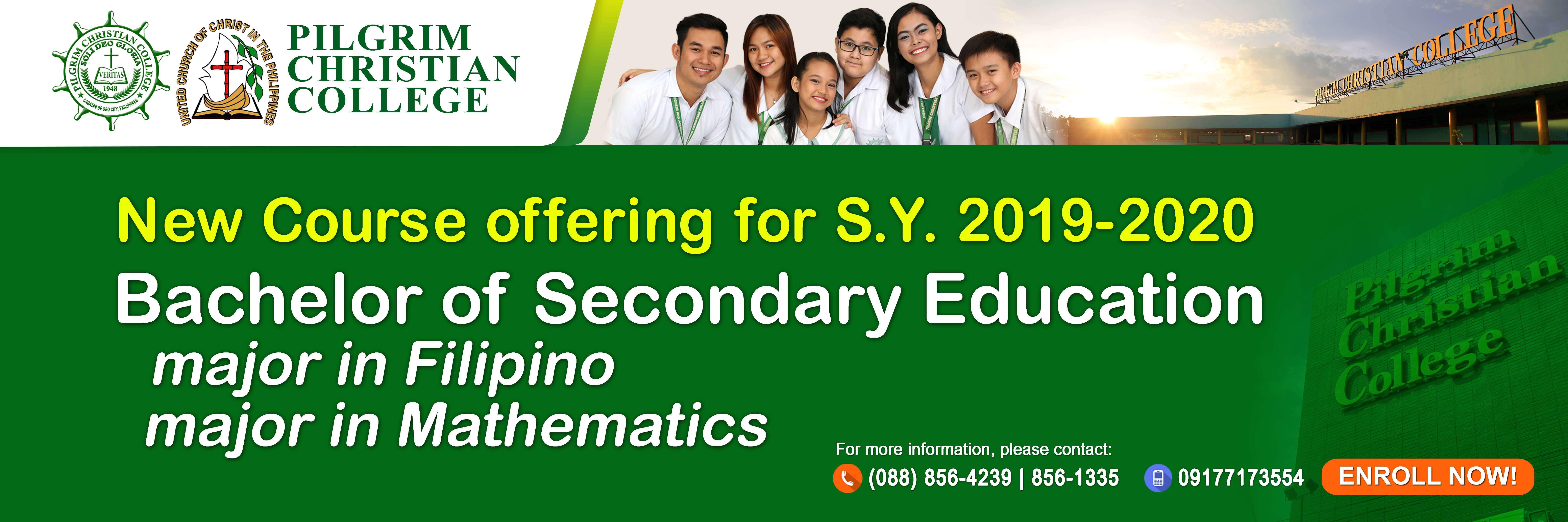 Filipino and math ad