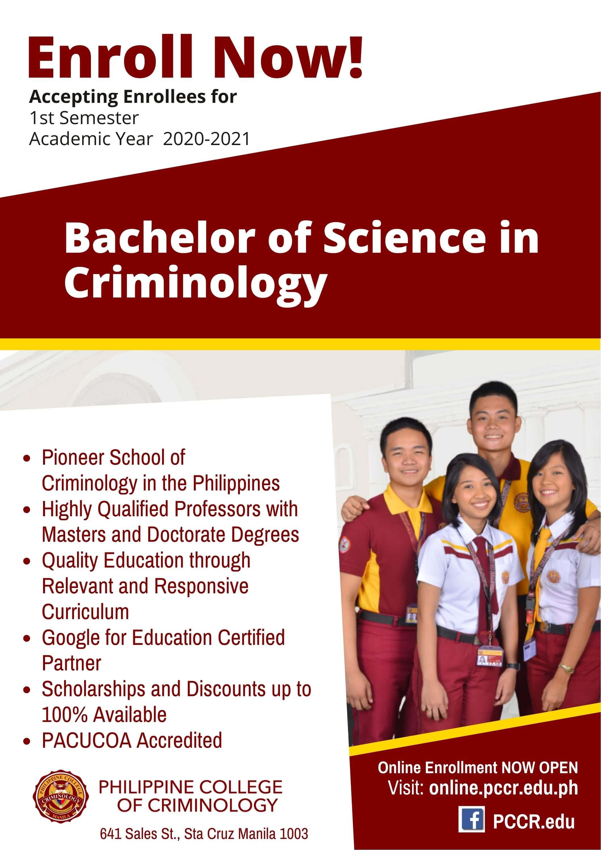 Bs criminology  1