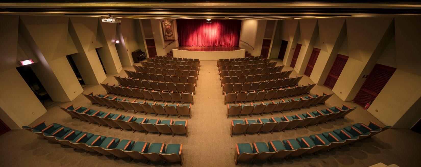 Dizon auditorium