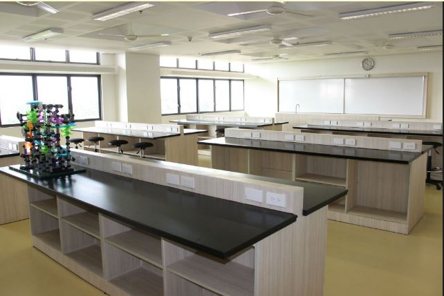 Bed science laboratory