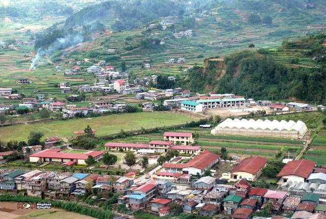 Bsu  aerial shot