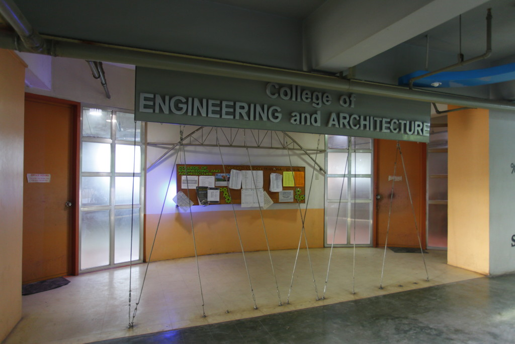College of engineering and architecture