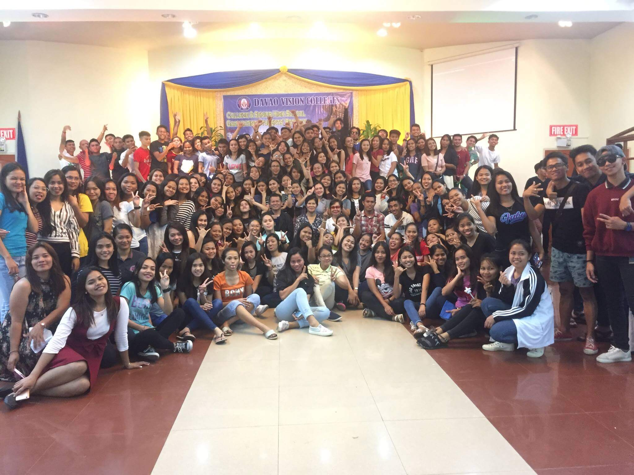Students retreat 2019