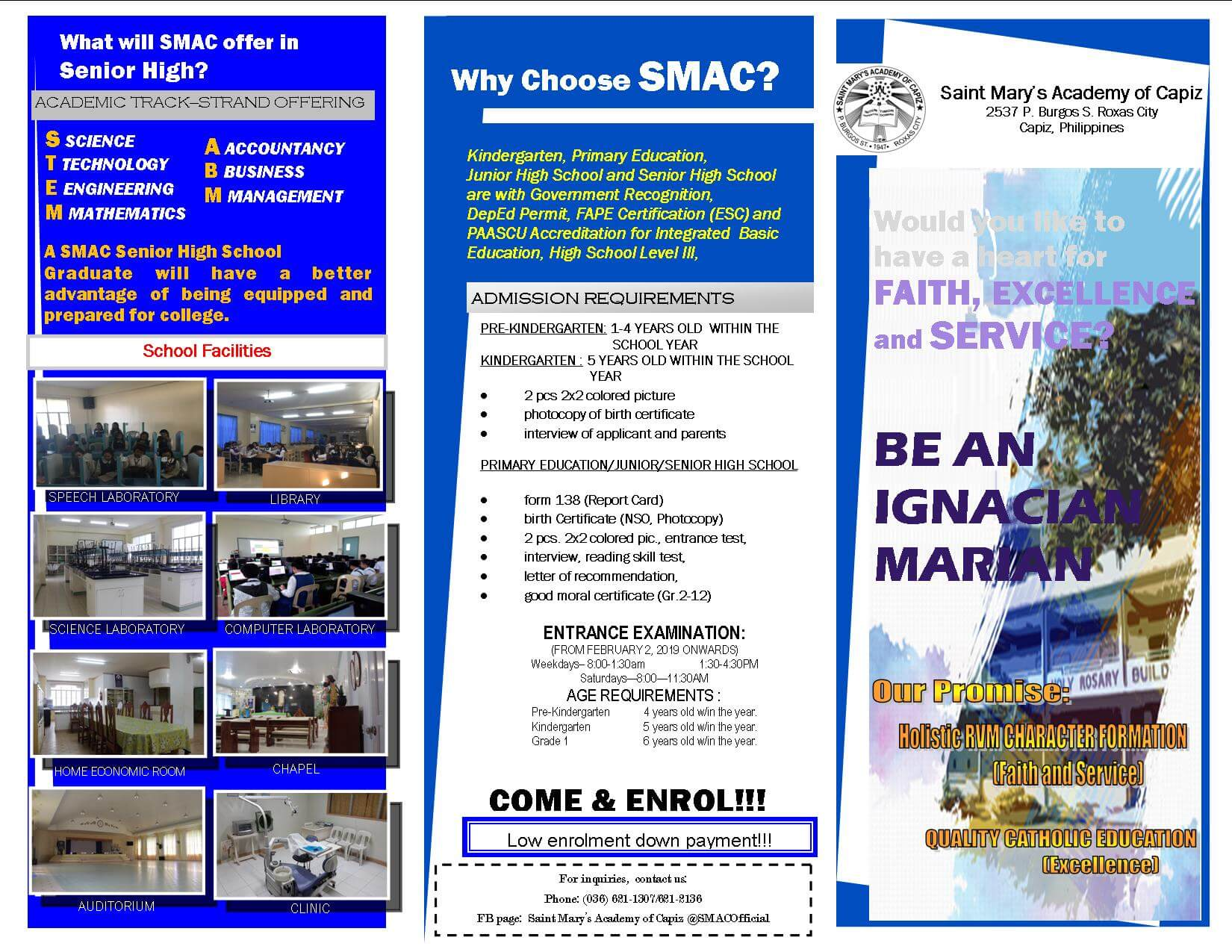 Edited brochure for school campaign2