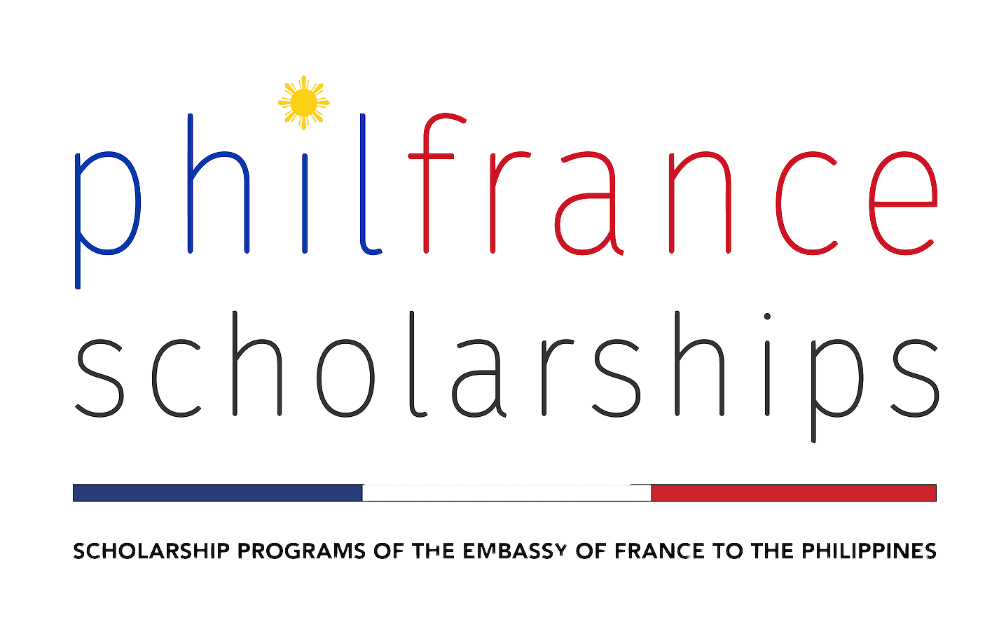 Philfrance scholarship