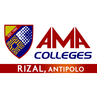 AMA College East Rizal Logo
