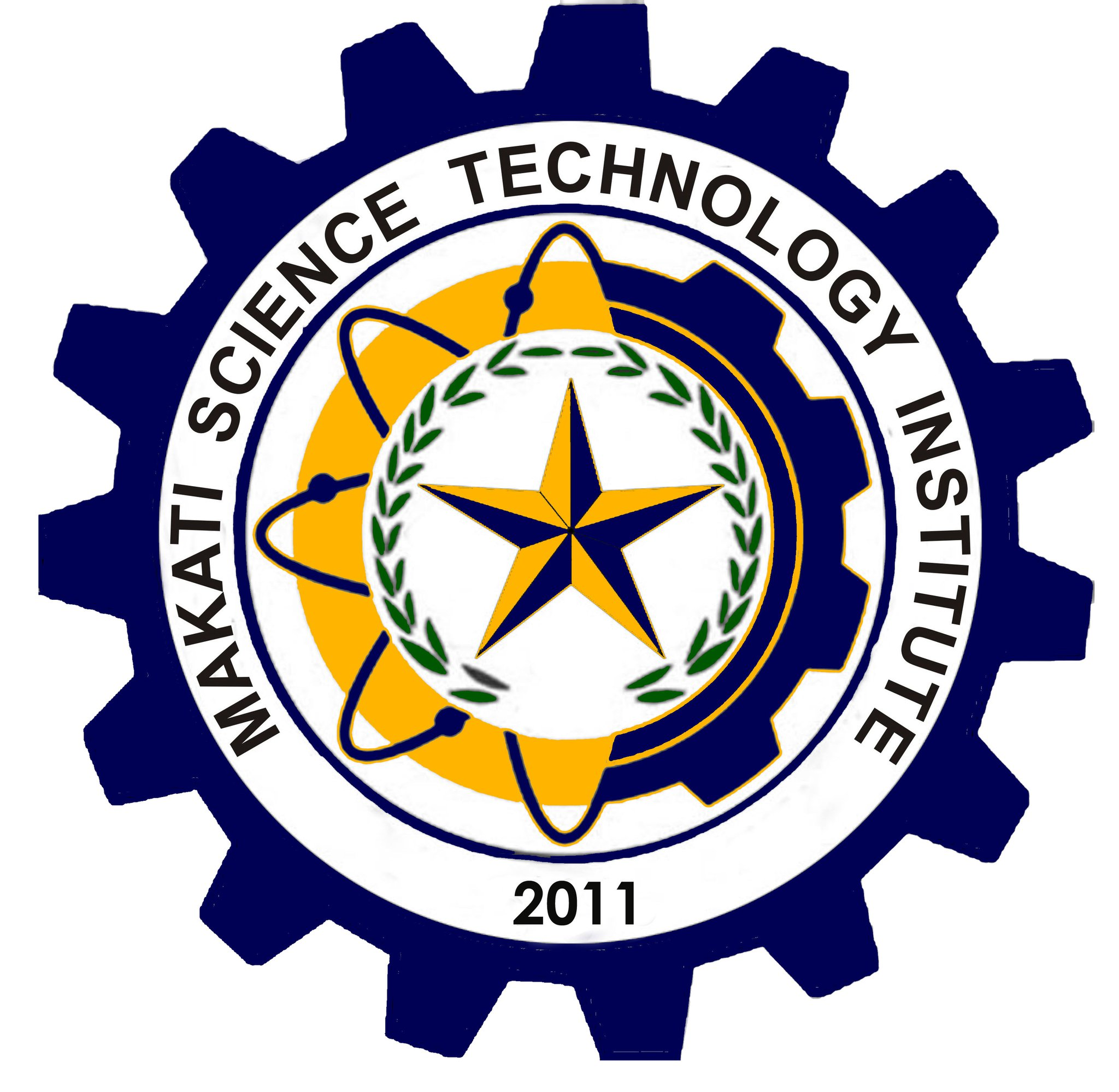Makati Science Technological Institute of The Philippines Logo