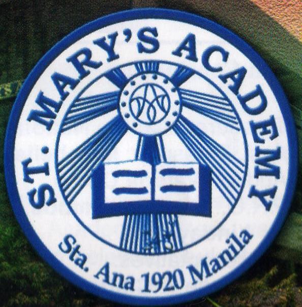St. Mary's Academy - Sta. Ana Logo