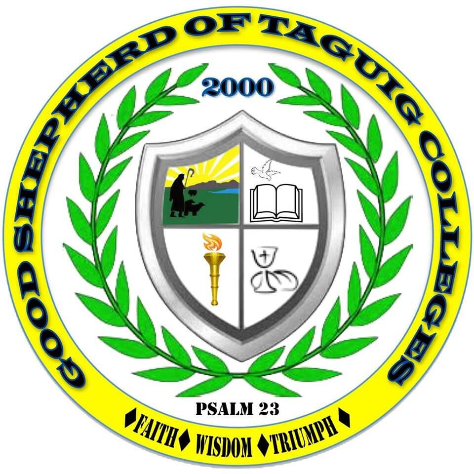 Good Shepherd of Taguig Colleges Logo