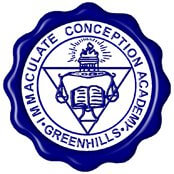 Immaculate Conception Academy (Greenhills) Logo