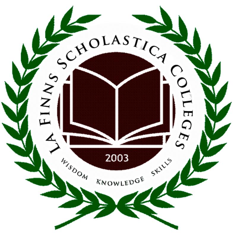 La Finns Scholastica Colleges Logo