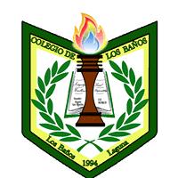 Colegio de Los Baños Logo