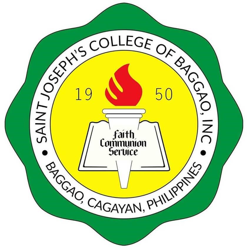 Saint Joseph's College of Baggao, Inc. Logo