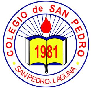 Colegio de San Pedro Logo
