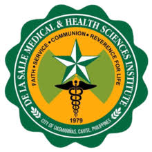 De La Salle Medical and Health Sciences Institute Logo