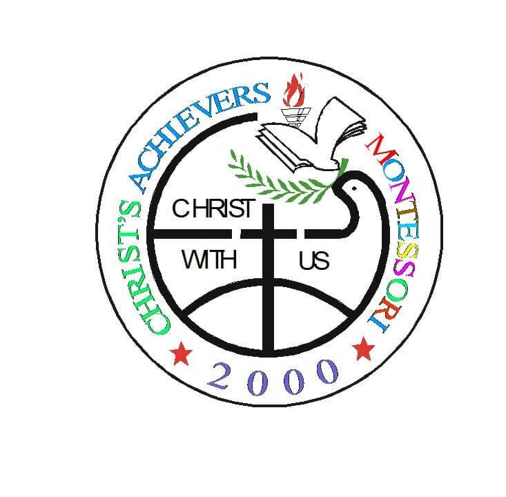 Christ's Achievers Montessori Logo