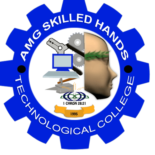 Amg Skilled Hands Technological College, Inc. Logo