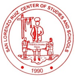 San Lorenzo Ruiz Center of Studies and Schools Logo