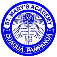St. Mary's Academy, Guagua Logo
