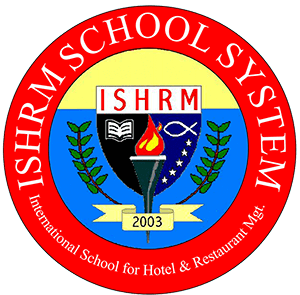 ISHRM School System - Bacoor Logo