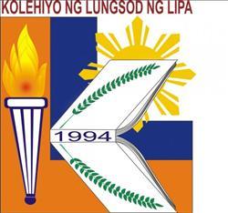 Kolehiyo ng lungsod ng lipa logo