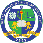 ICT-ED Institute of Science and Technology (Lipa Campus) Logo