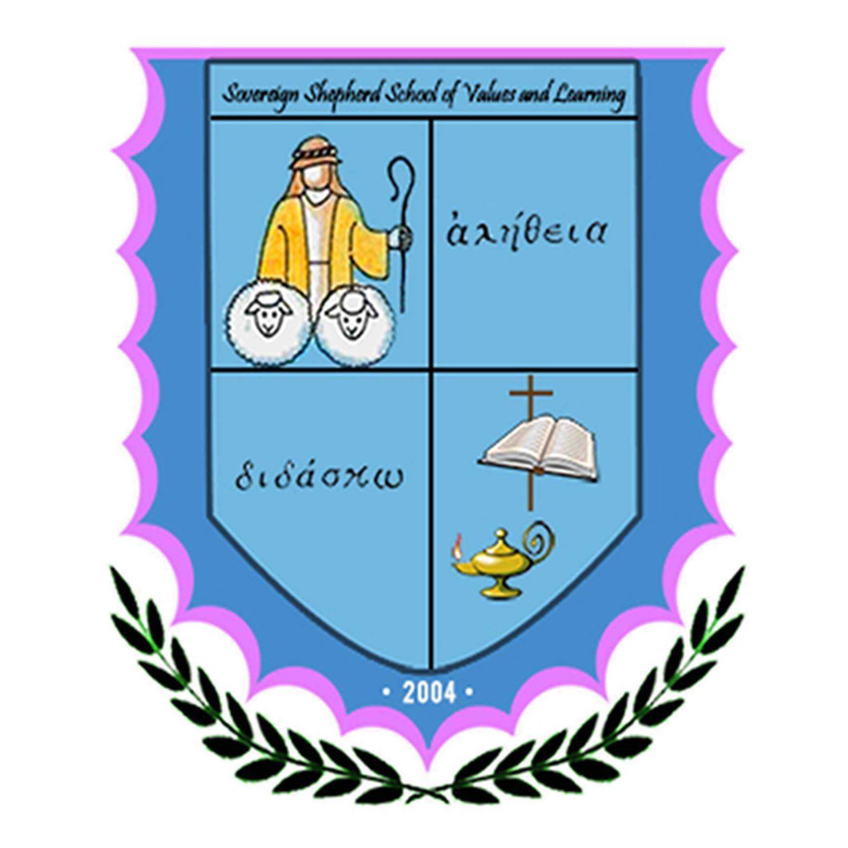Sovereign Shepherd School of Values and Learning Logo