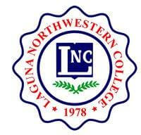 Laguna Northwestern College Logo