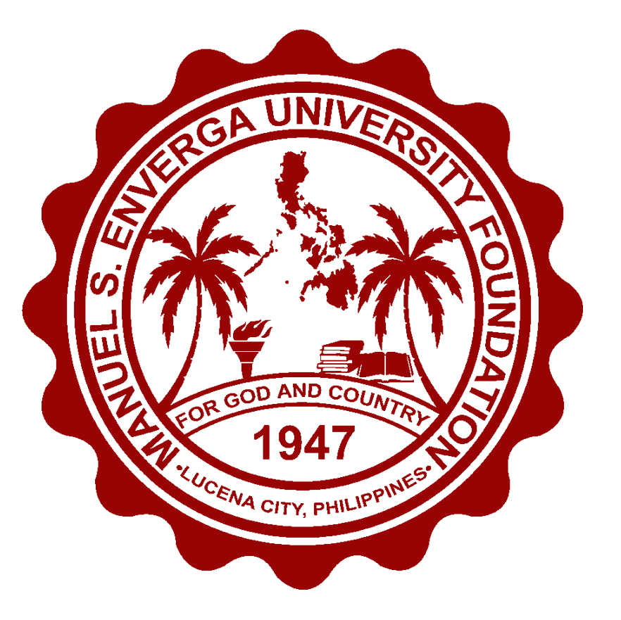 Manuel S. Enverga University Foundation - Lucena Logo