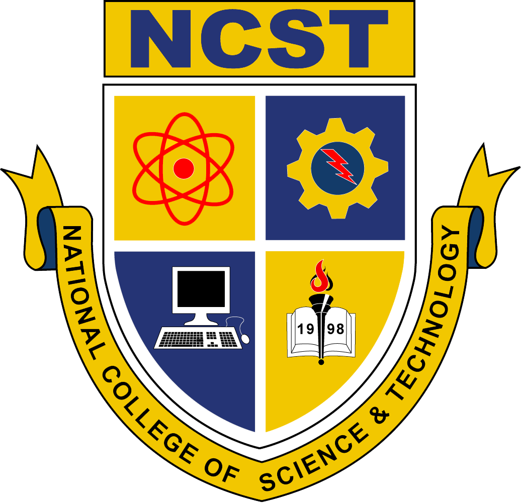 National College of Science and Technology Logo