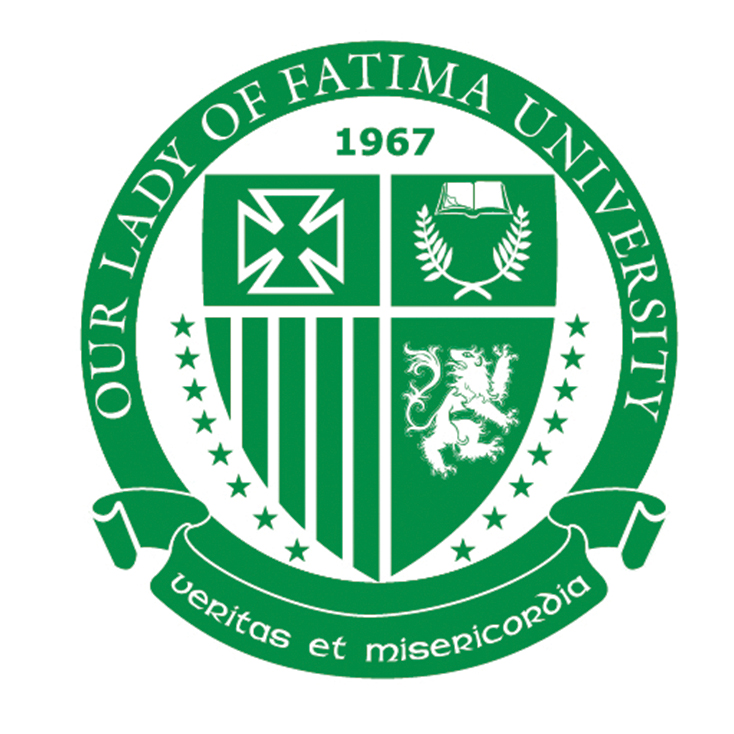 Our Lady of Fatima University - Antipolo Logo