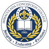 Immaculada concepcion colleges logo