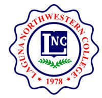 Laguna Northwestern College - San Lorenzo Ruiz Montessori Center Logo