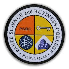 Paete Science and Business College, Inc. Logo