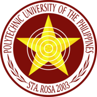 Polytechnic University of the Philippines - Sta. Rosa Campus Logo