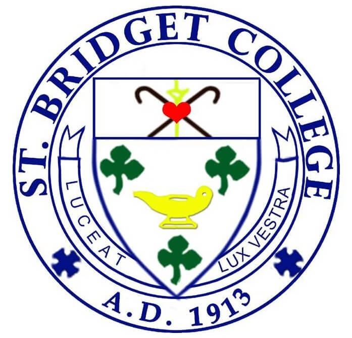 St. Bridget College Logo