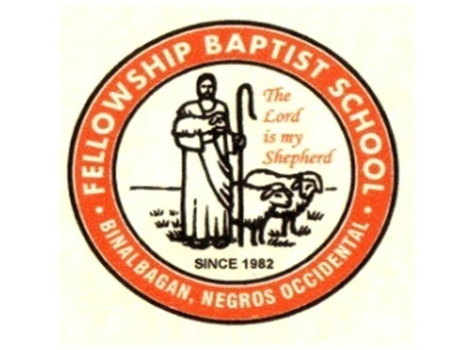Fellowship Baptist School of Binalbagan, Inc. Logo