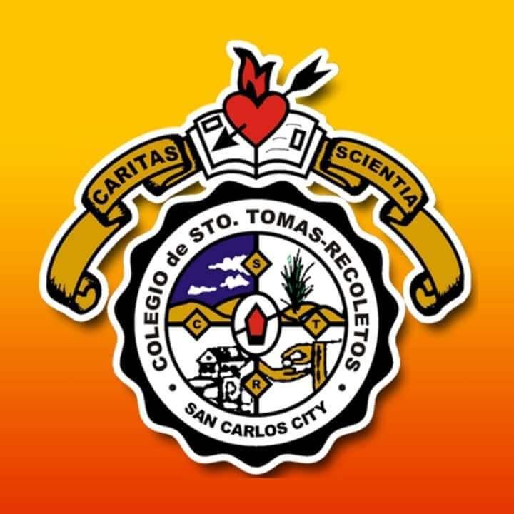 Colegio De Santo Tomas-Recoletos Logo