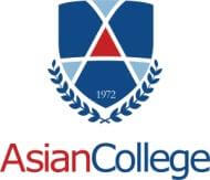 Asian College -Dumaguete City Logo