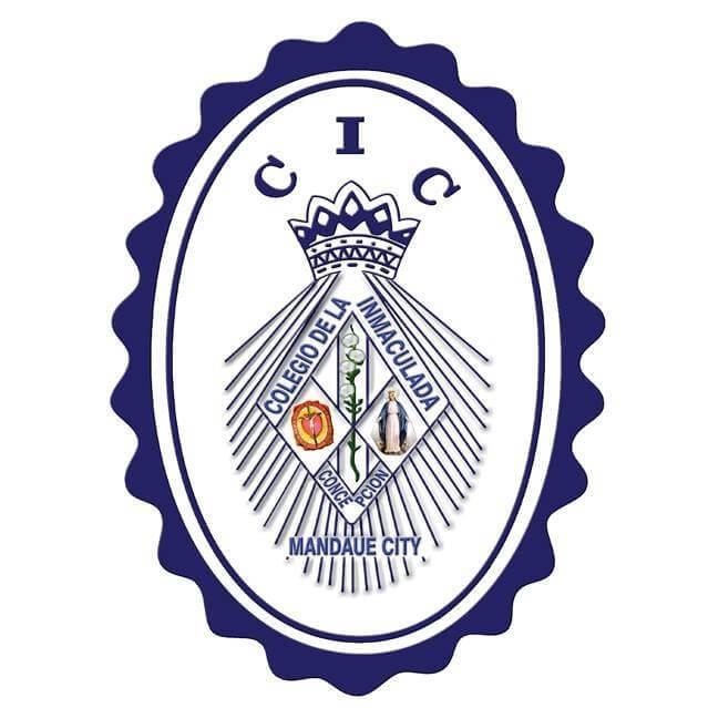 Colegio Dela Immaculada Concepcion- Mandaue City Campus Logo