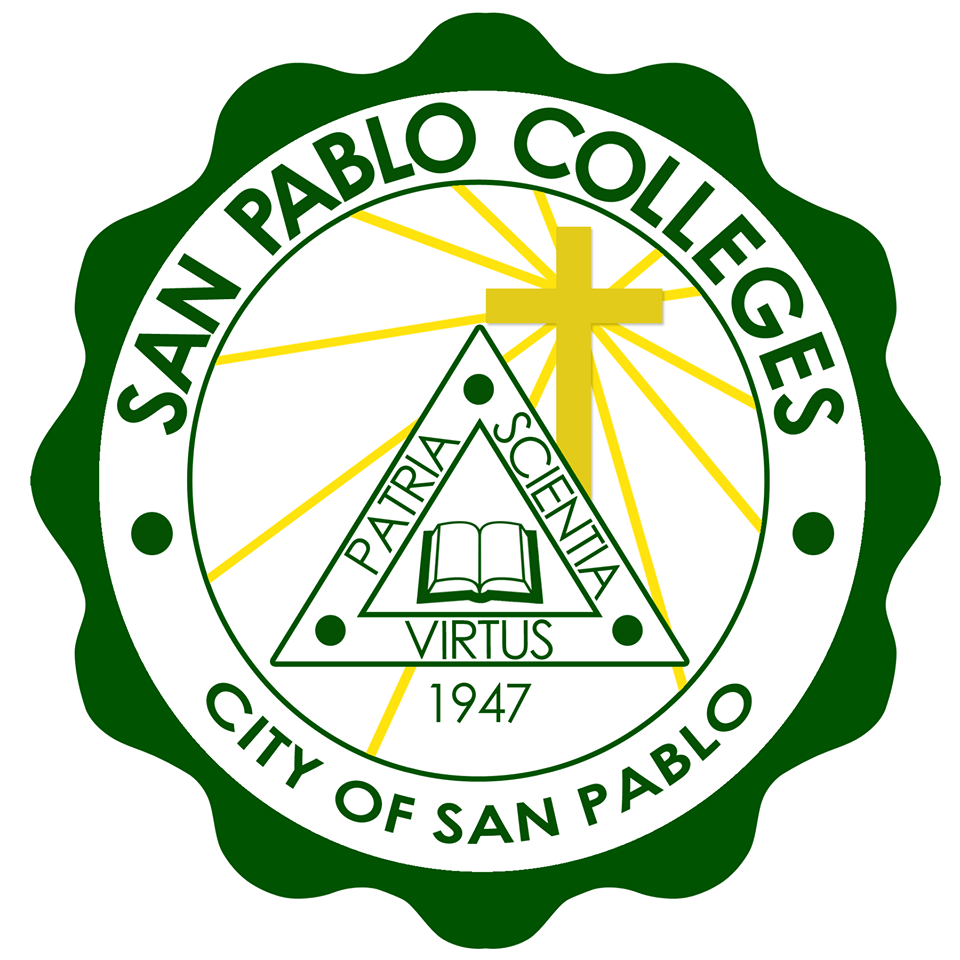 San Pablo Colleges Logo