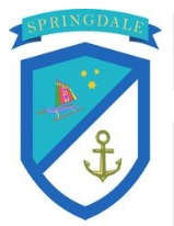 Paref Springdale School Inc. Logo