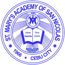 St. Mary's Academy of San Nicolas Logo