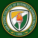 San Pedro College of Business Administration Logo